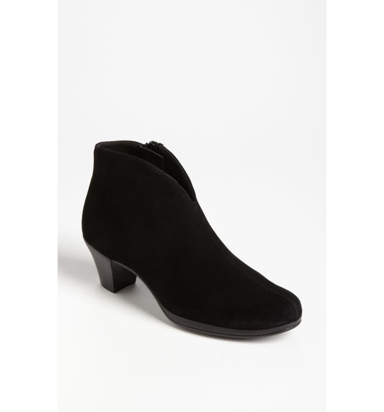 MUNRO 'Robyn' Boot, Main, color, BLACK SUEDE