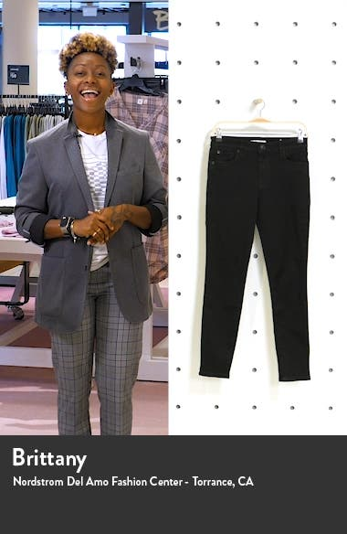 Ellie High Waist Skinny Jeans, sales video thumbnail