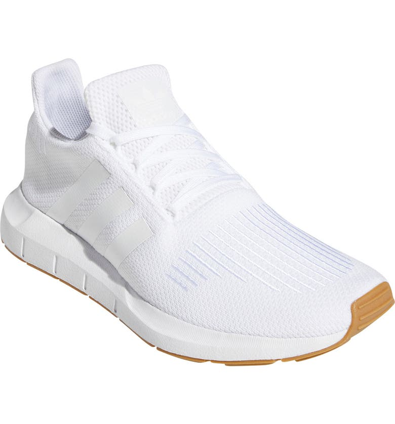 ADIDAS Swift Run Sneaker, Main, color, WHITE/GUM