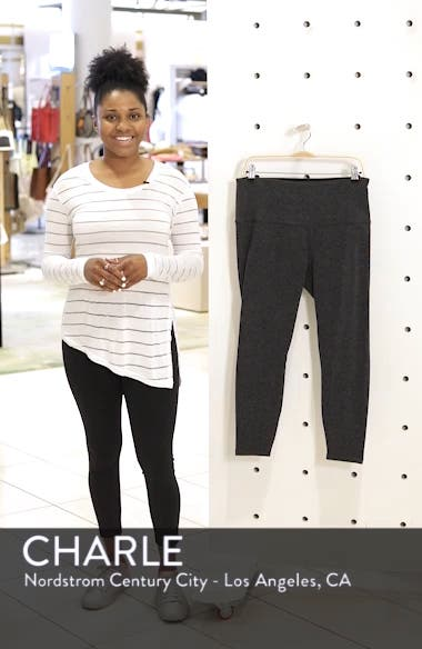 High Waist Midi Leggings, sales video thumbnail