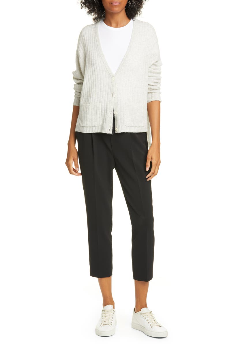ATM ANTHONY THOMAS MELILLO Micro Twill Pull On Pants, Main, color, 001