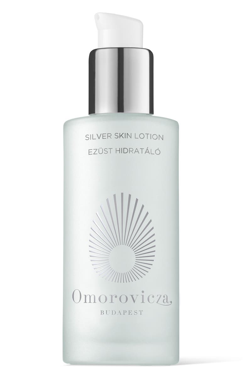 OMOROVICZA Silver Skin Lotion, Main, color, No Color