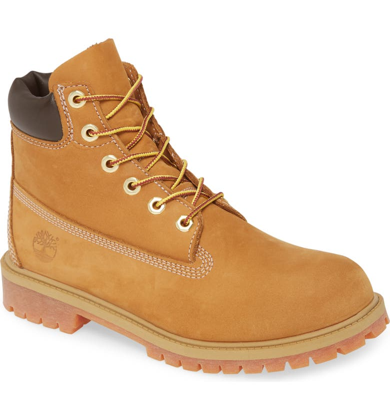 factor Suelto Existe  Timberland 6-Inch Premium Waterproof Boot (Big Kid) | Nordstrom