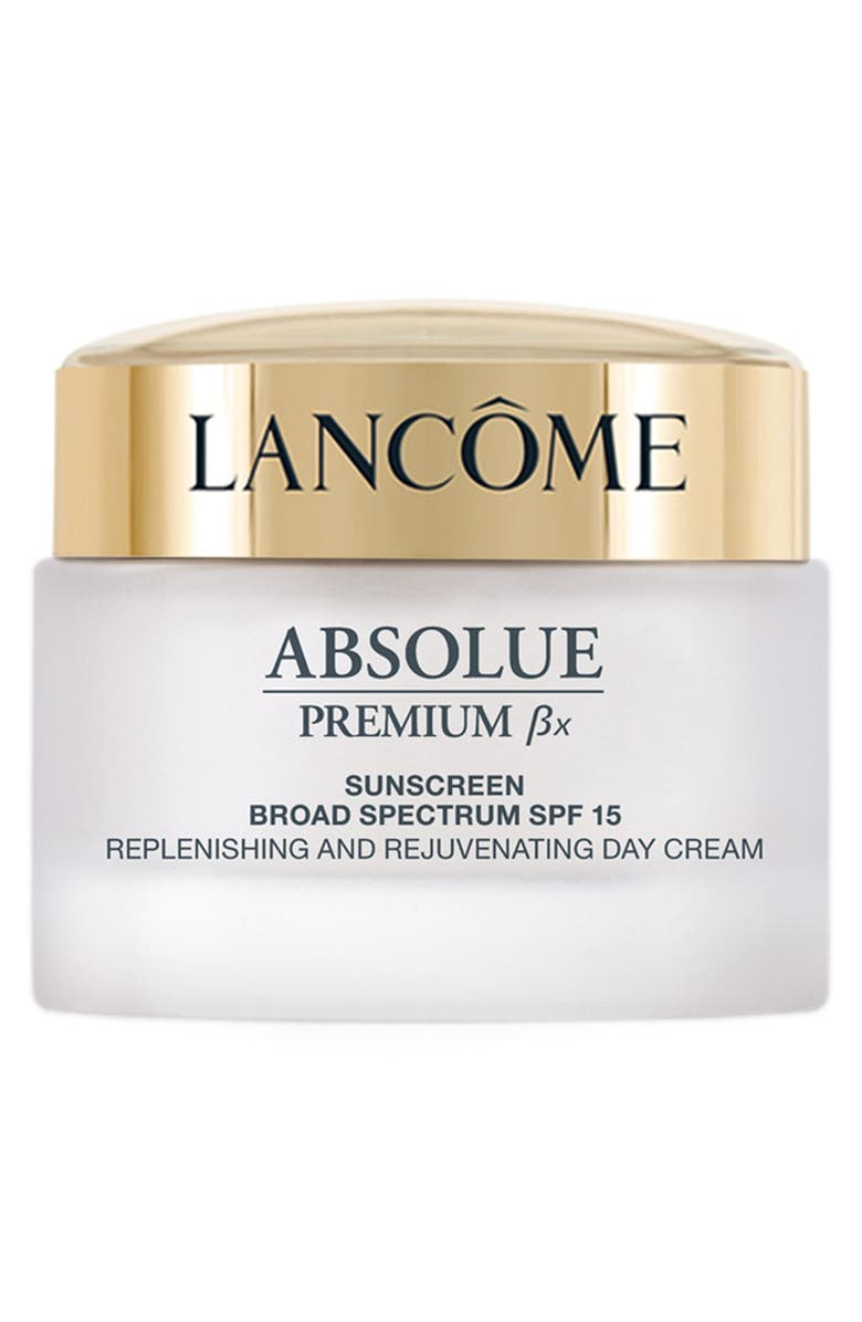LANCÔME Absolue Premium Bx Moisturizer with SPF 15, Main, color, No Color