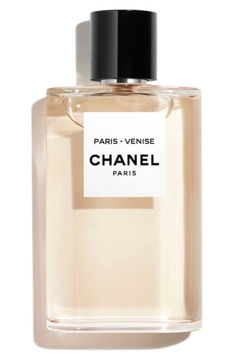 CHANEL LES EAUX PARIS-VENISE Eau de Toilette, Main, color, NO COLOR