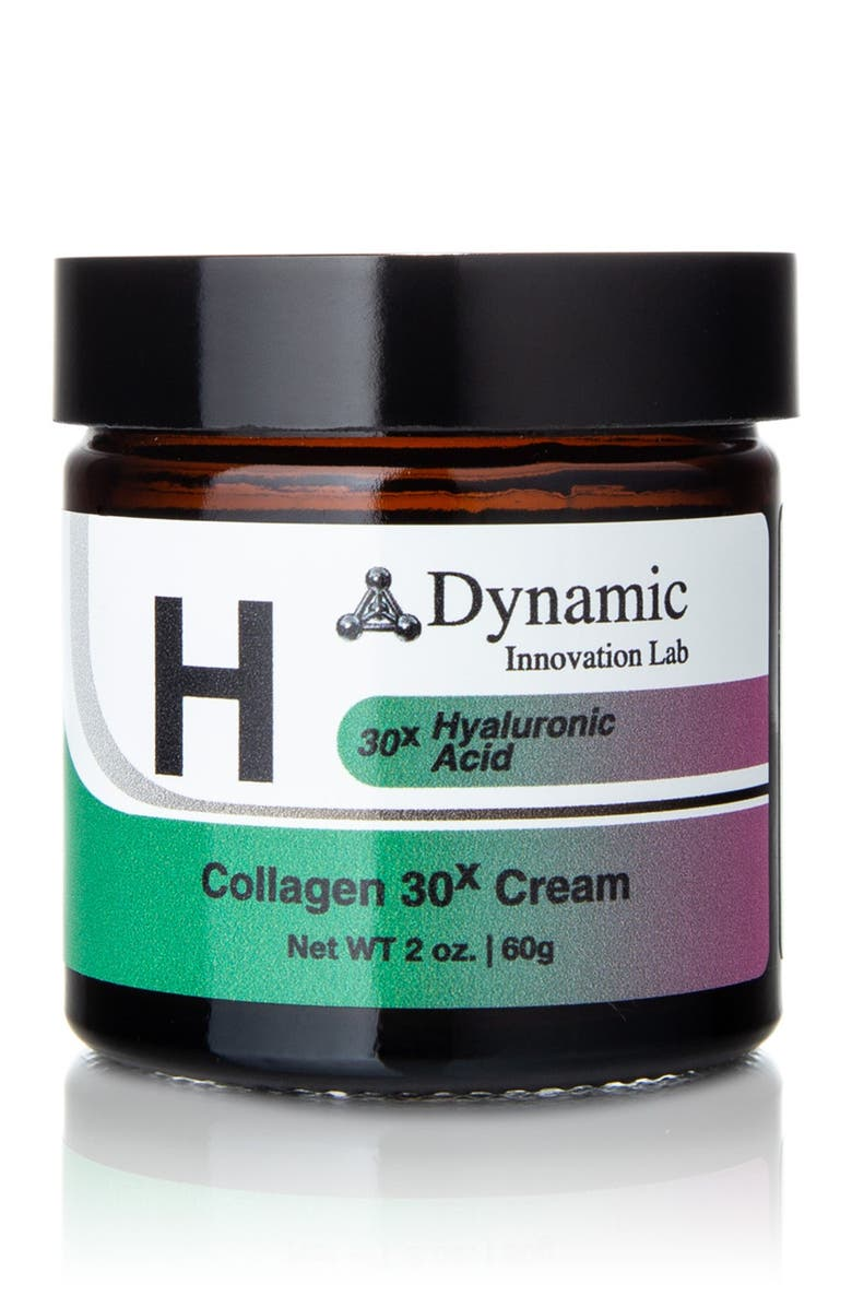 DYNAMIC INNOVATION LABS The Collagen 30X Hyaluronic Acid 3-Piece Set, Main, color, NO COLOR