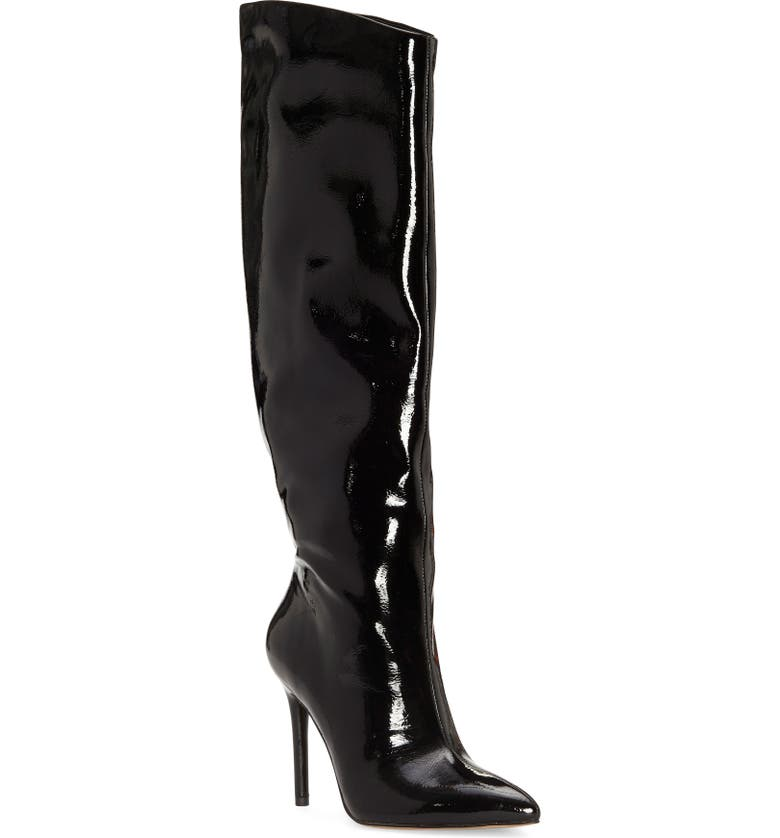 JESSICA SIMPSON Linley Pointed Toe Boot, Main, color, 001
