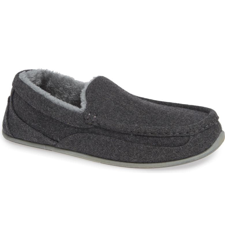 DEER STAGS Spun Slipper, Main, color, DARK GREY