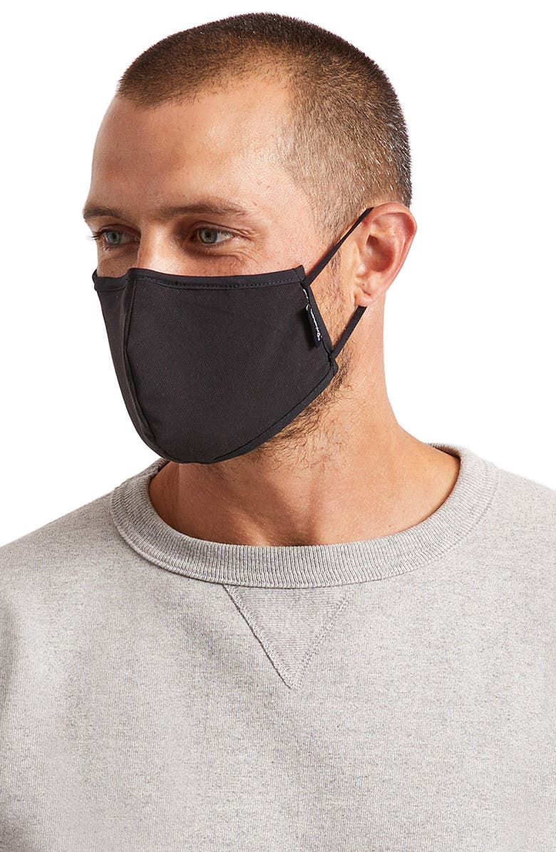 BRIXTON Adult Face Mask, Main, color, 010