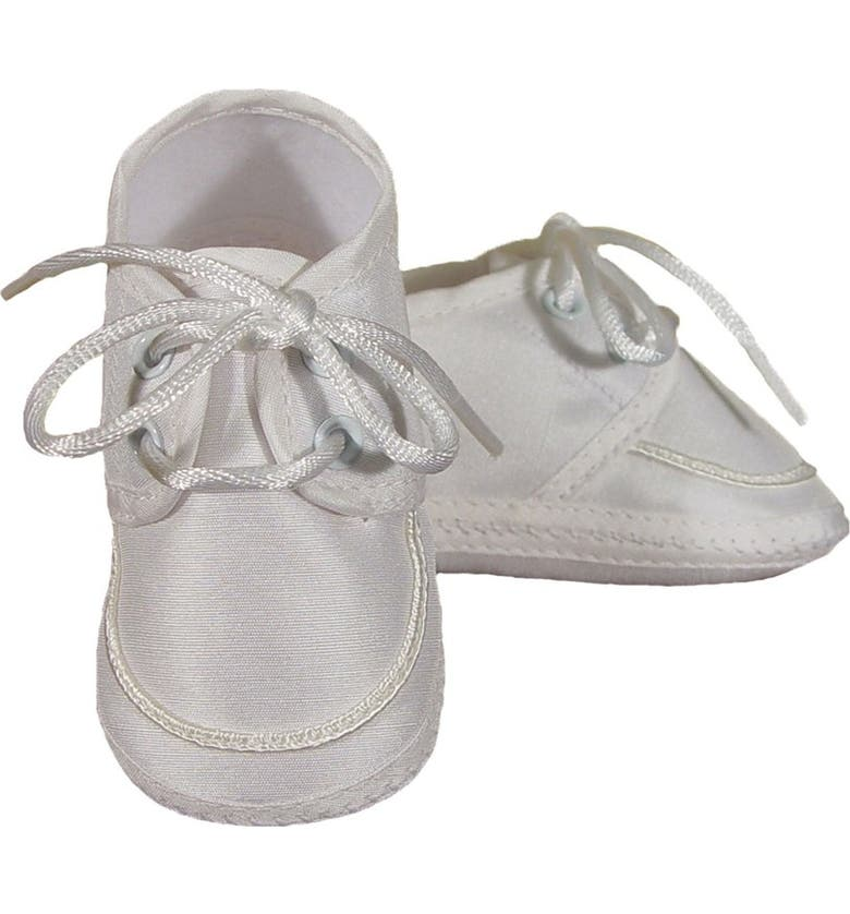 LITTLE THINGS MEAN A LOT Silk Shoe, Main, color, WHITE