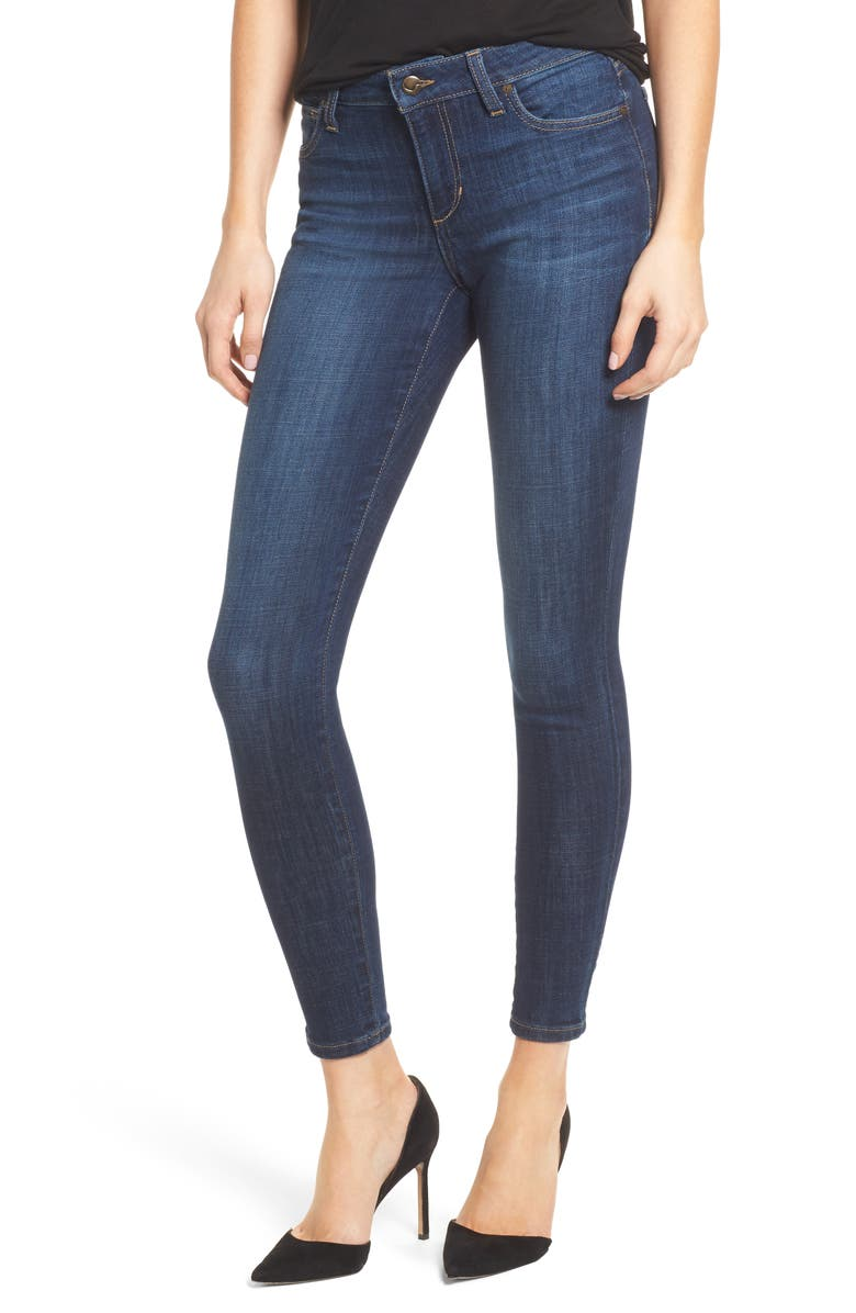 JOE'S Flawless - Icon Skinny Ankle Jeans, Main, color, 400