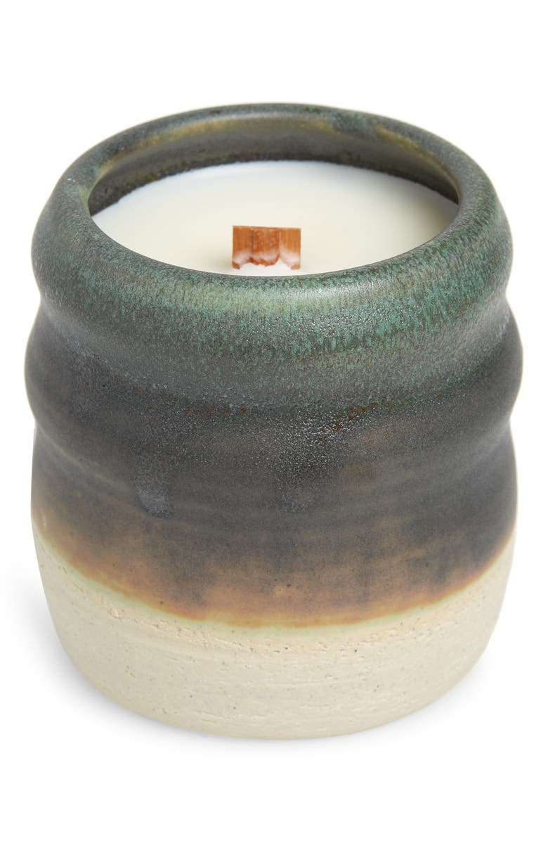 COZIER Nomad Sandalwood & Amber Candle, Main, color, 020