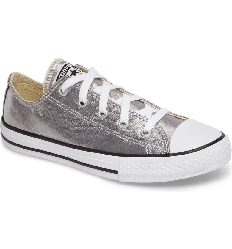 CONVERSE Chuck Taylor<sup>®</sup> All Star<sup>®</sup> Metallic Sneaker, Main, color, 040