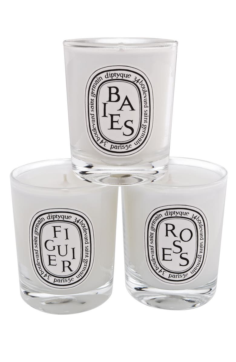 DIPTYQUE Votive Candle Set, Main, color, 000