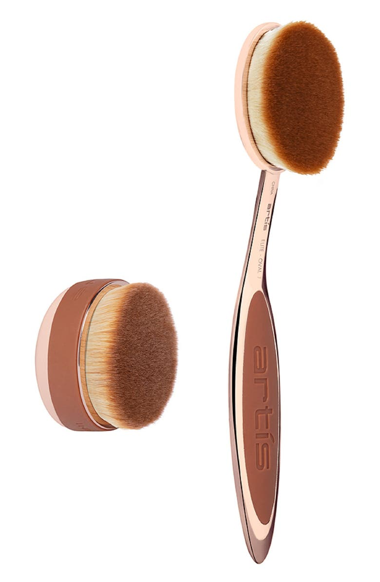 ARTIS Elite Rose Gold Brush Set, Main, color, NO COLOR