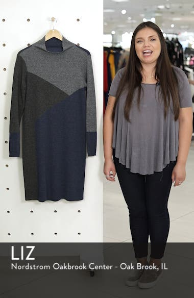 Laid Back Sweater Dress, sales video thumbnail