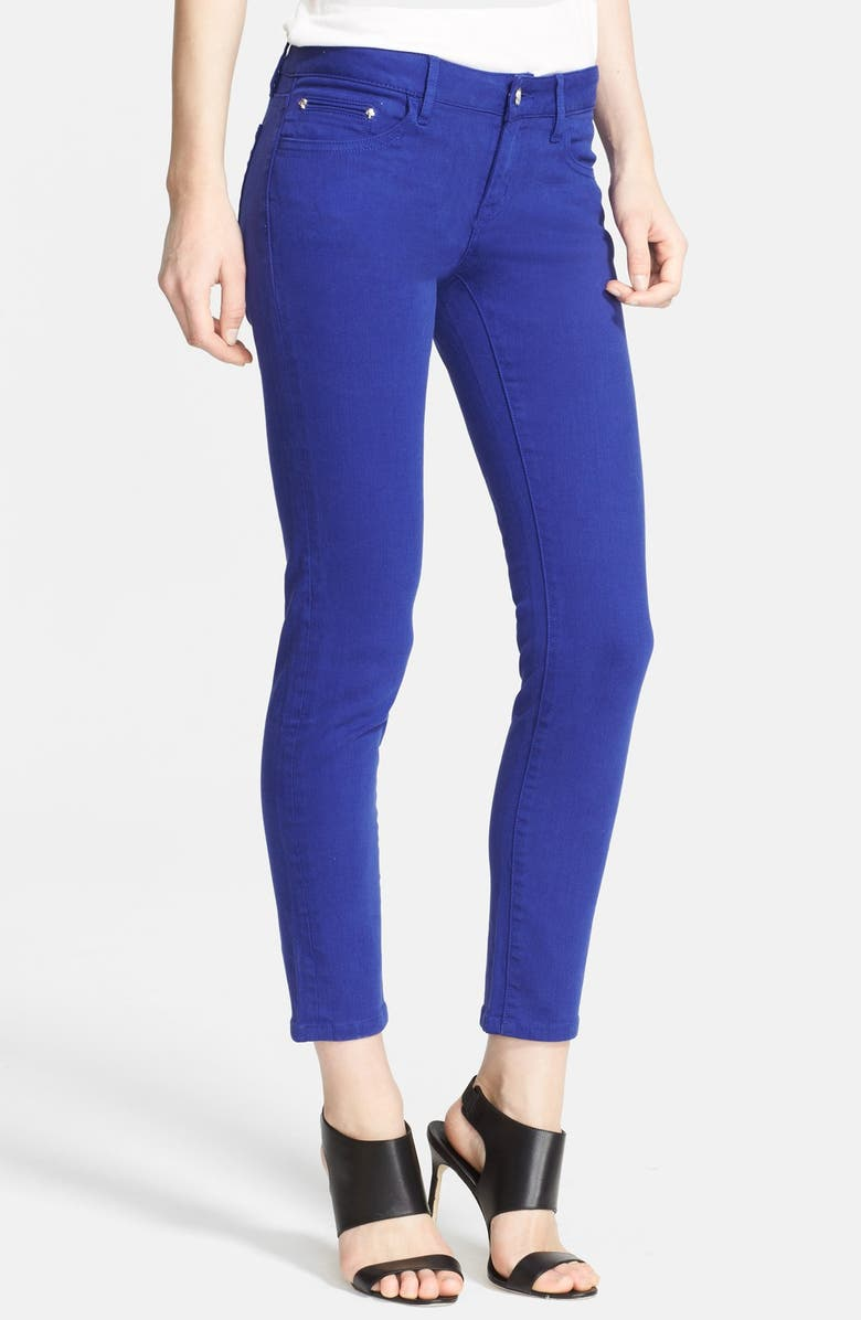 THE KOOPLES Ankle Jeans, Main, color, 400