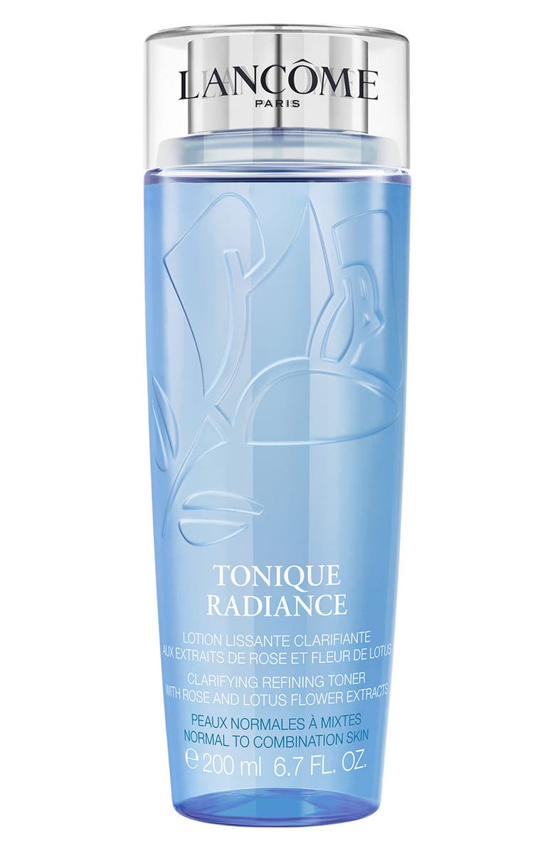 LANCÔME Tonique Radiance Clarifying Exfoliating Toner, Main, color, No Color