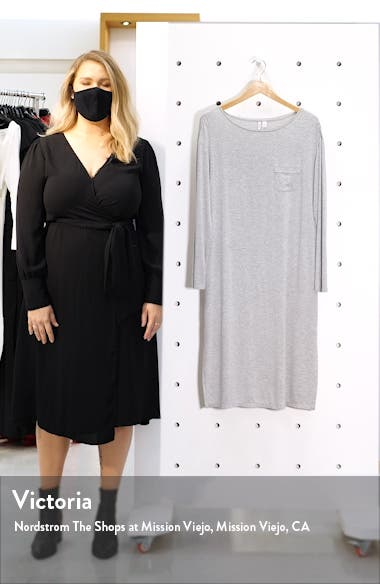 Moonlight Midi Nightshirt, sales video thumbnail