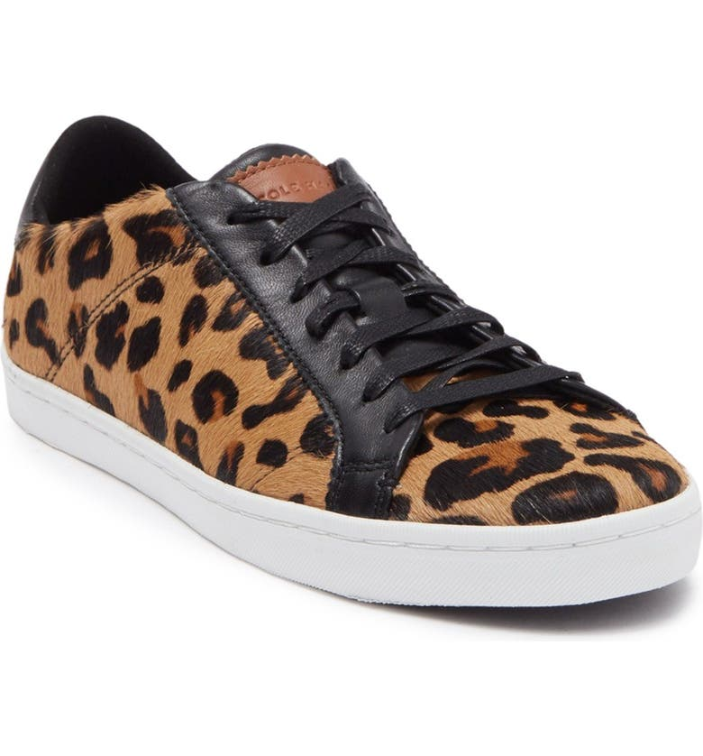 .49 Margo Leopard Calf Hair Lace-Up Sneaker + Free shipping over  at Nordstrom Rack!