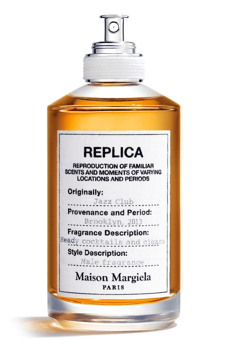 MAISON MARGIELA Replica Jazz Club Eau de Toilette Fragrance, Main, color, NO COLOR
