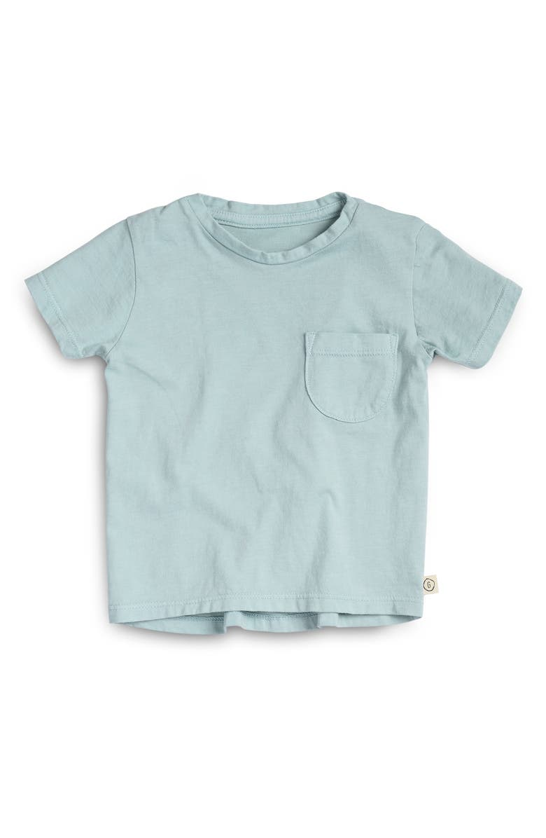 LES GAMINS The Pocket Organic Cotton T-Shirt, Main, color, 440