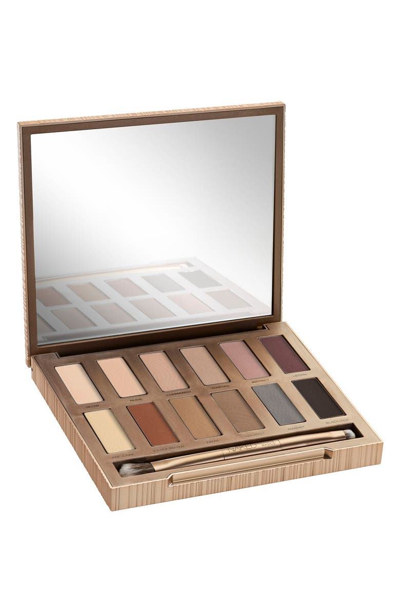 URBAN DECAY Naked Ultimate Basics Palette, Main, color, 000