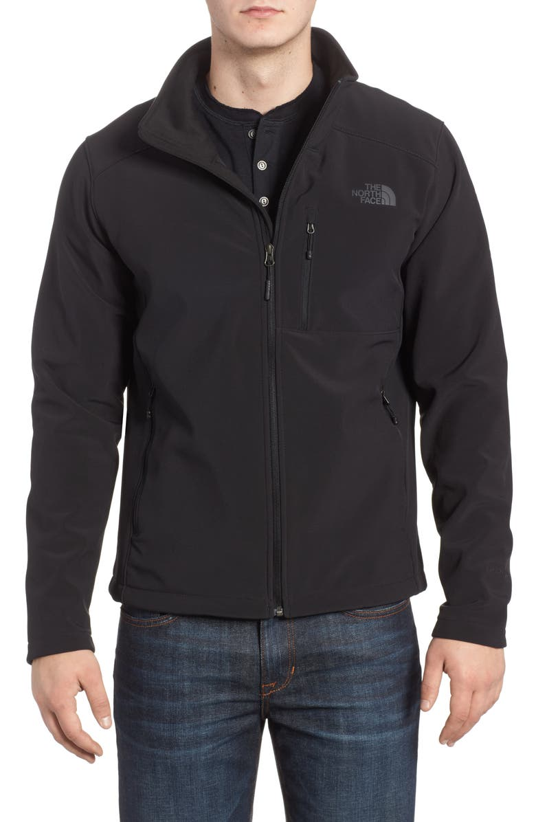 THE NORTH FACE 'Apex Bionic 2' Windproof & Water Resistant Soft Shell Jacket, Main, color, 008