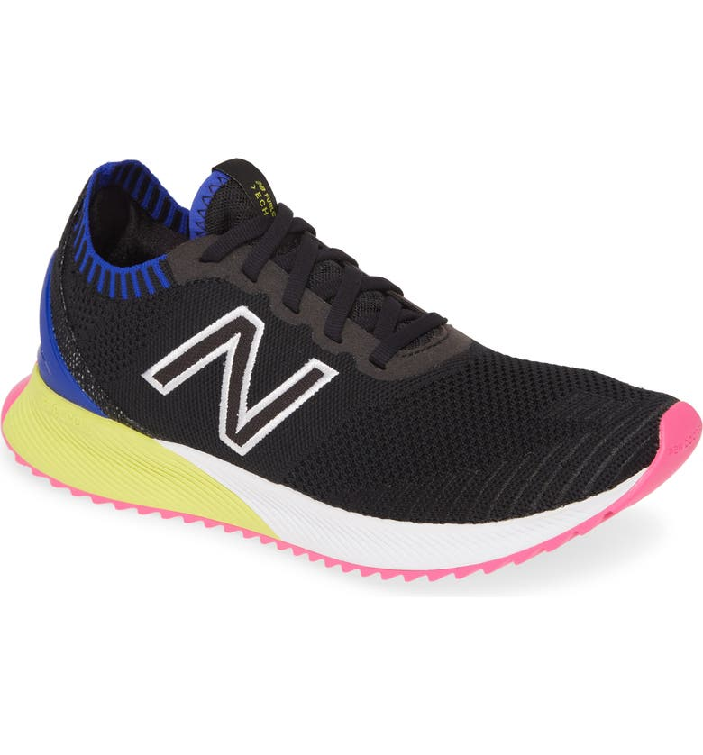 NEW BALANCE FuelCell Echo Running Shoe, Main, color, 001