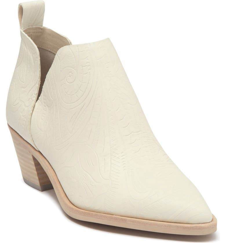 DOLCE VITA Sonni Pointy Toe Bootie, Main, color, 100
