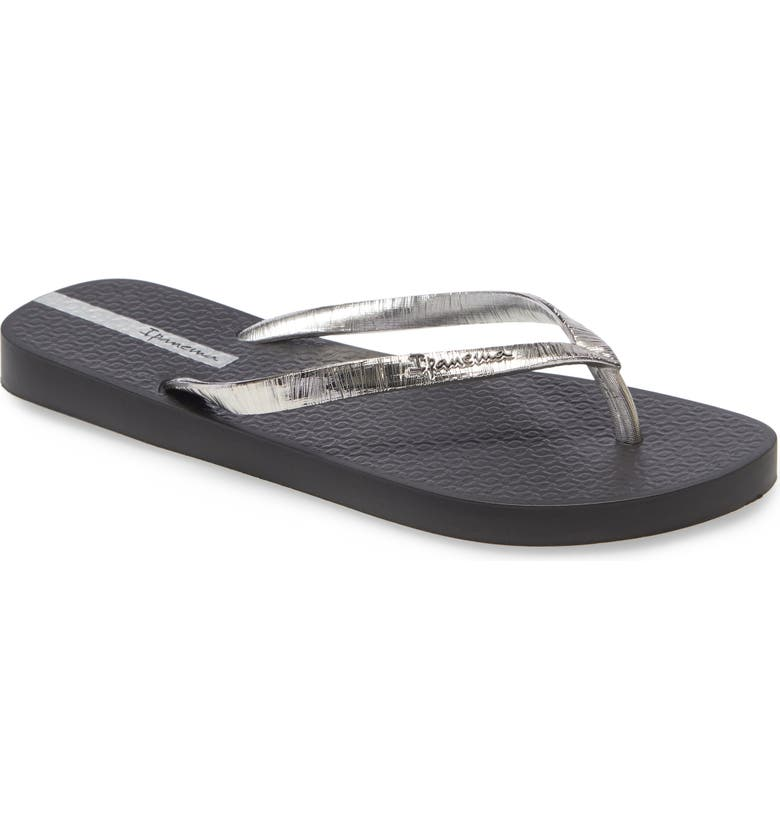 IPANEMA Foil Flip Flop, Main, color, 019