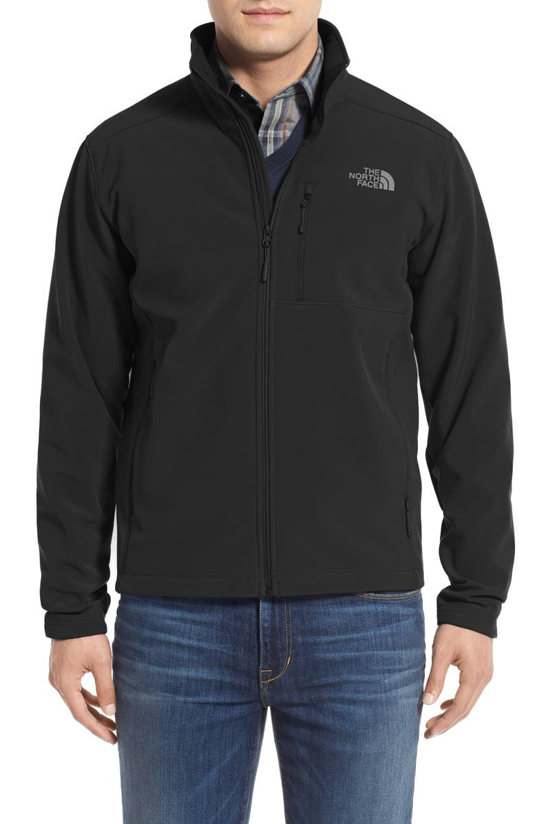 THE NORTH FACE Apex Bionic 2 Water Repllent Jacket, Main, color, TNF BLACK