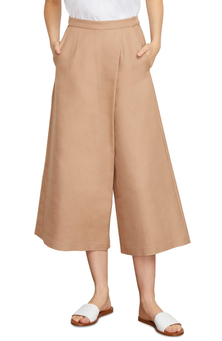 HABITUAL Dillion Front Overload Wide Leg Pants, Main, color, 250