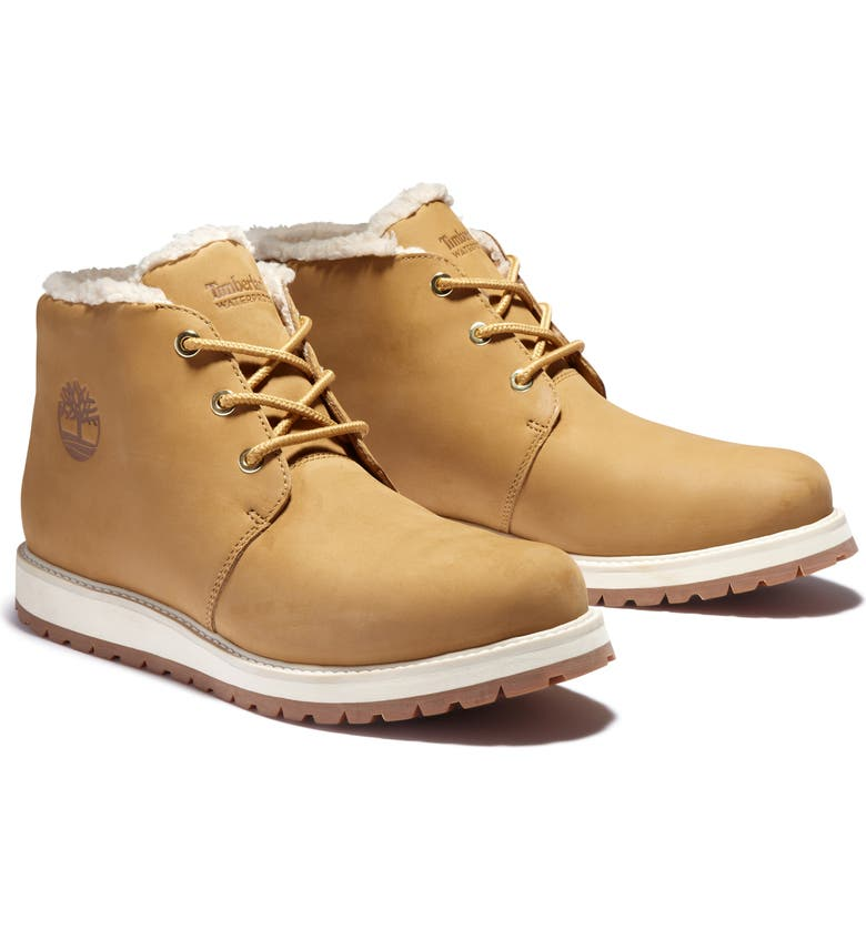 TIMBERLAND Richmond Ridge Waterproof Chukka Boot, Main, color, 231
