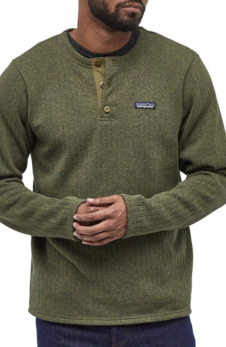 PATAGONIA Better Sweater<sup>®</sup> Henley Pullover, Main, color, IGRK