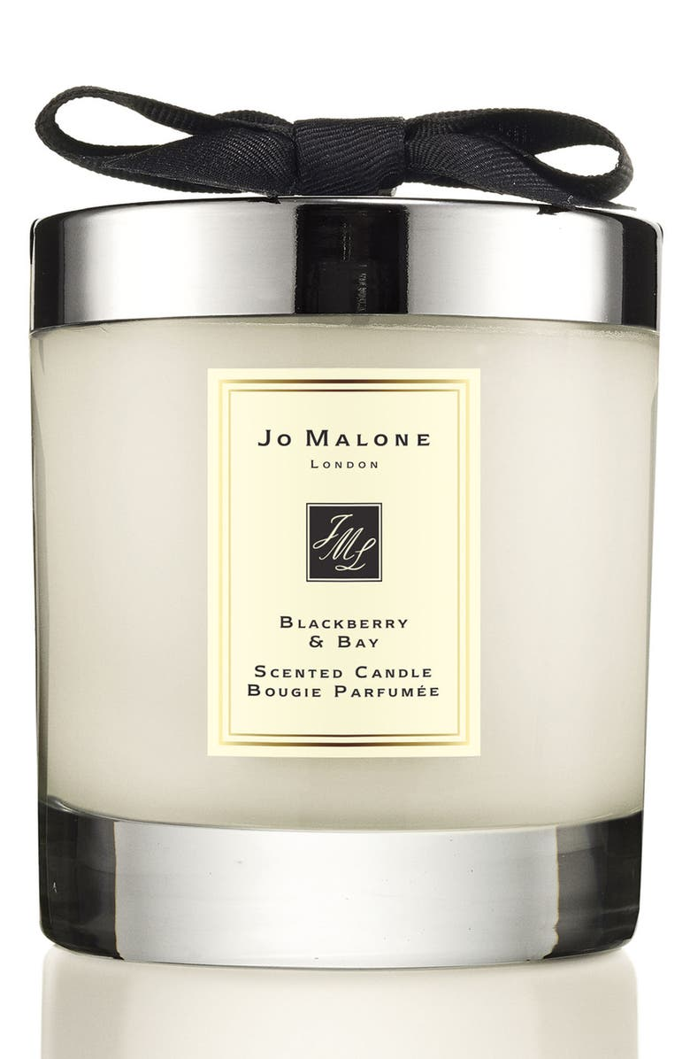 JO MALONE LONDON<SUP>™</SUP> Blackberry & Bay Scented Home Candle, Main, color, No Color