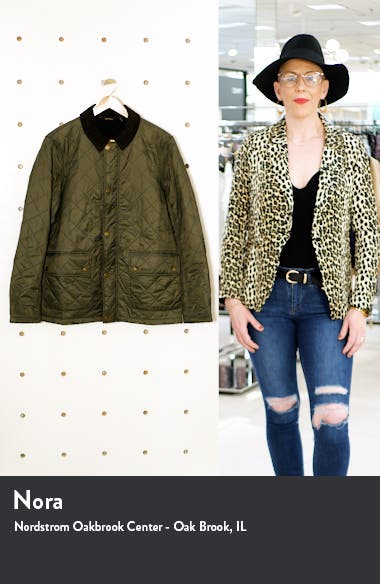 Denill Quilted Jacket, sales video thumbnail