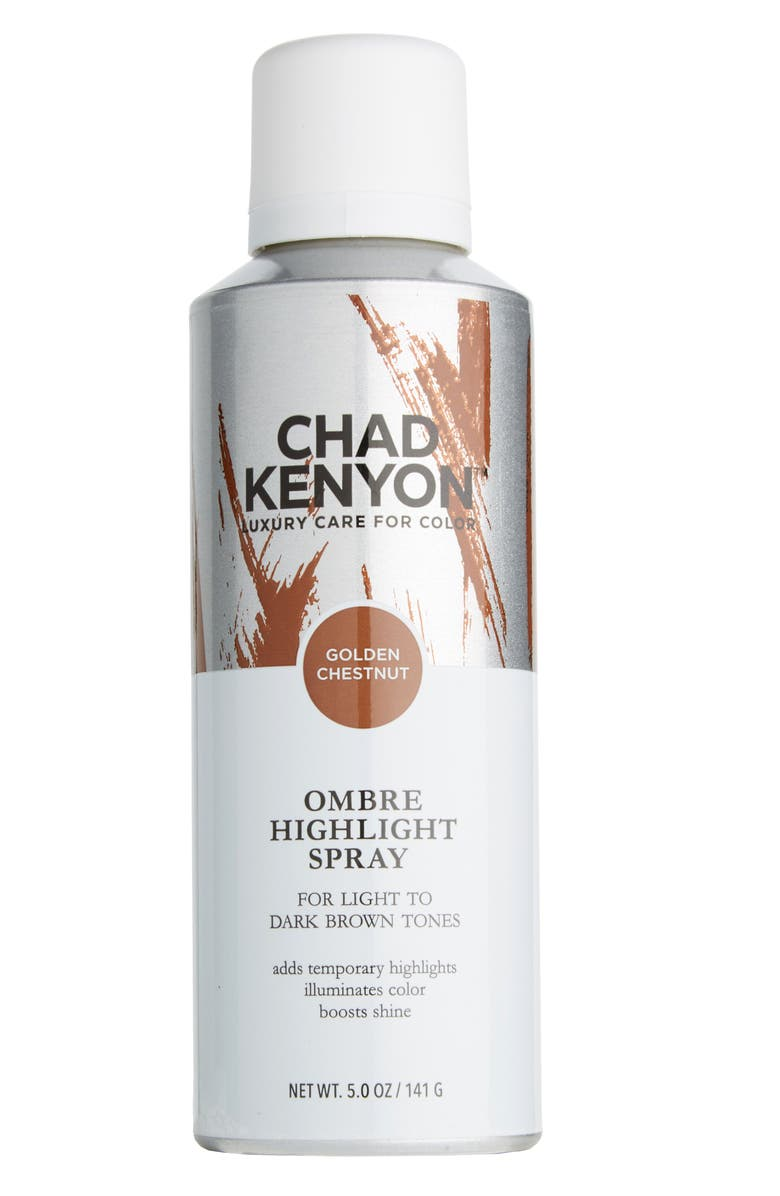 CHAD KENYON Golden Chestnut Ombré Highlight Spray, Main, color, 200