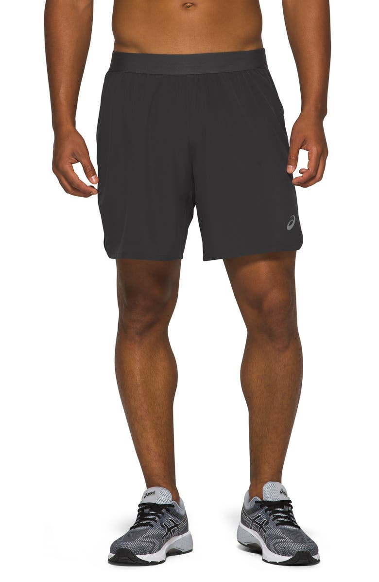 ASICS<SUP>®</SUP> Road 2-in-1 Shorts, Main, color, 001