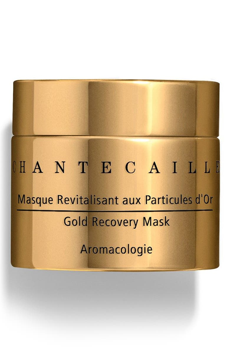 CHANTECAILLE Gold Recovery Face Mask, Main, color, No Color