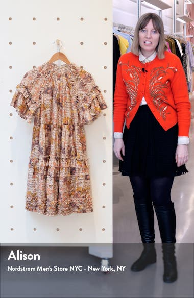 Delia Tiered Dress, sales video thumbnail