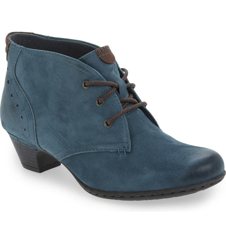 ROCKPORT COBB HILL Aria Leather Boot, Main, color, 400