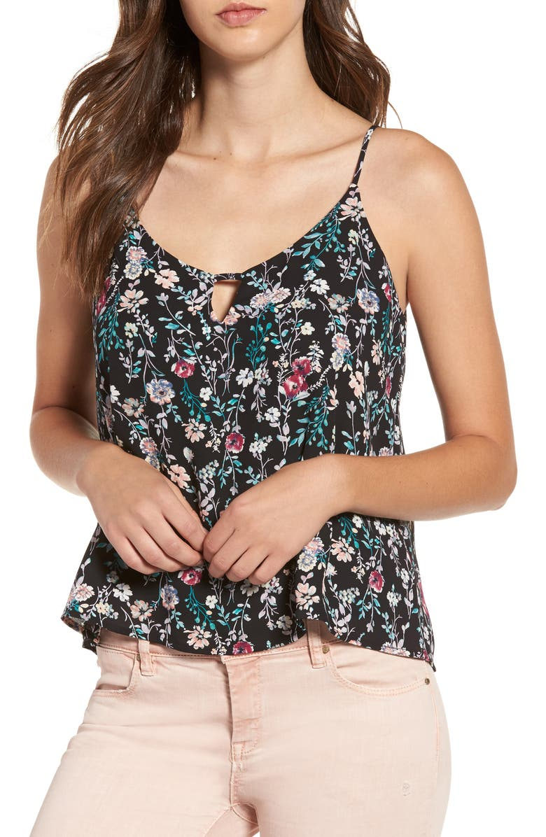ALL IN FAVOR Keyhole Tank, Main, color, 002