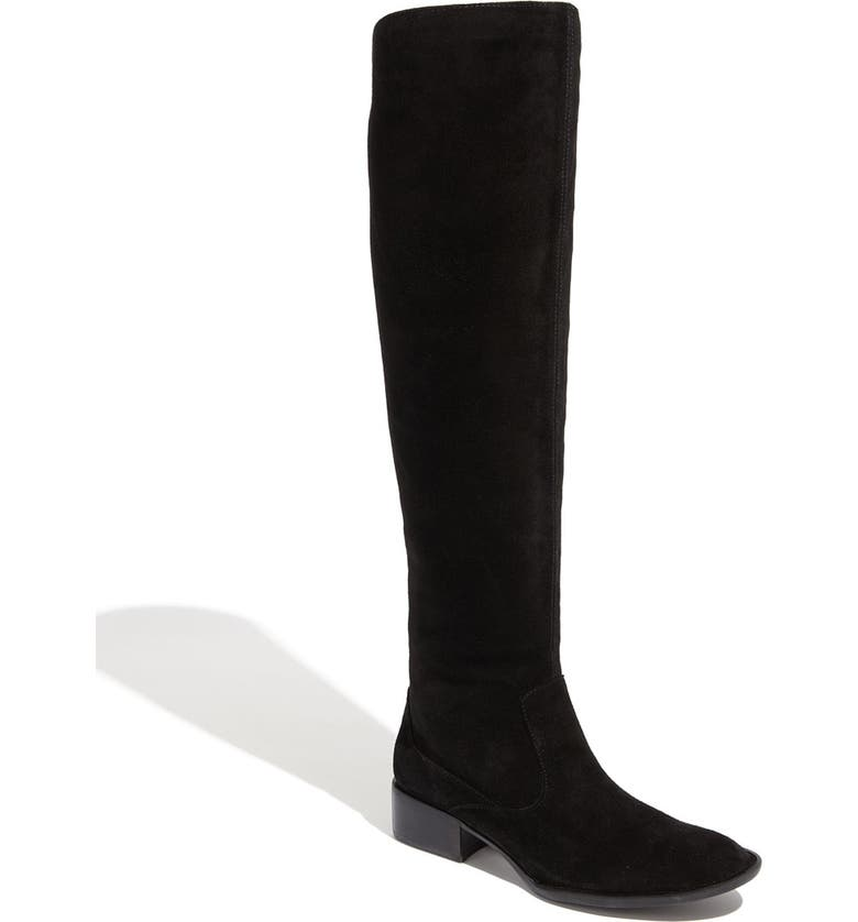 CROWN BY BØRN 'Cady' Over the Knee Boot, Main, color, 001
