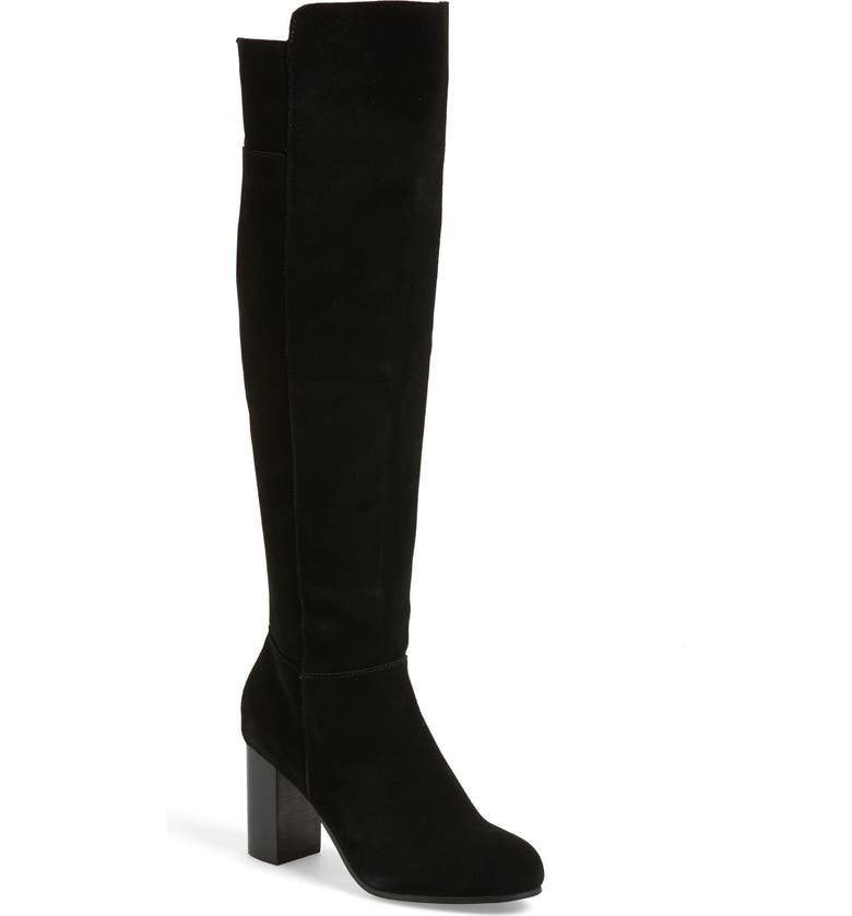 KENSIE 'Ginette' Over theKneeBoot, Main, color, 001