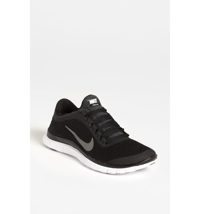 NIKE 'Free 3.0 v5' Running Shoe, Main, color, 001