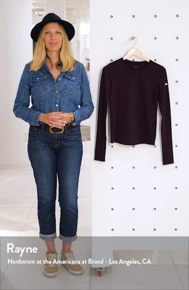 Finesse Long Sleeve Top, sales video thumbnail