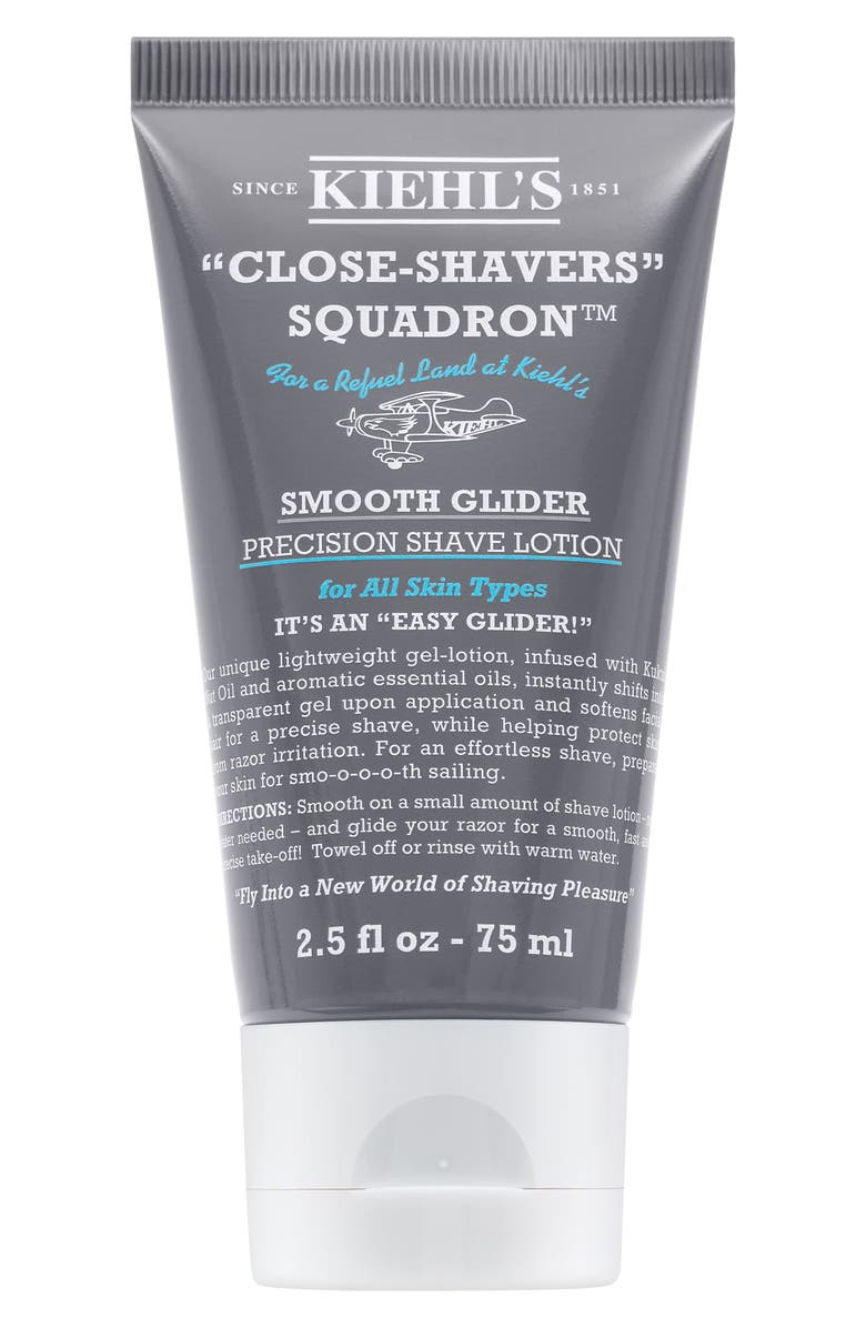 KIEHL'S SINCE 1851 'Smooth Glider' Shave Lotion, Main, color, No Color