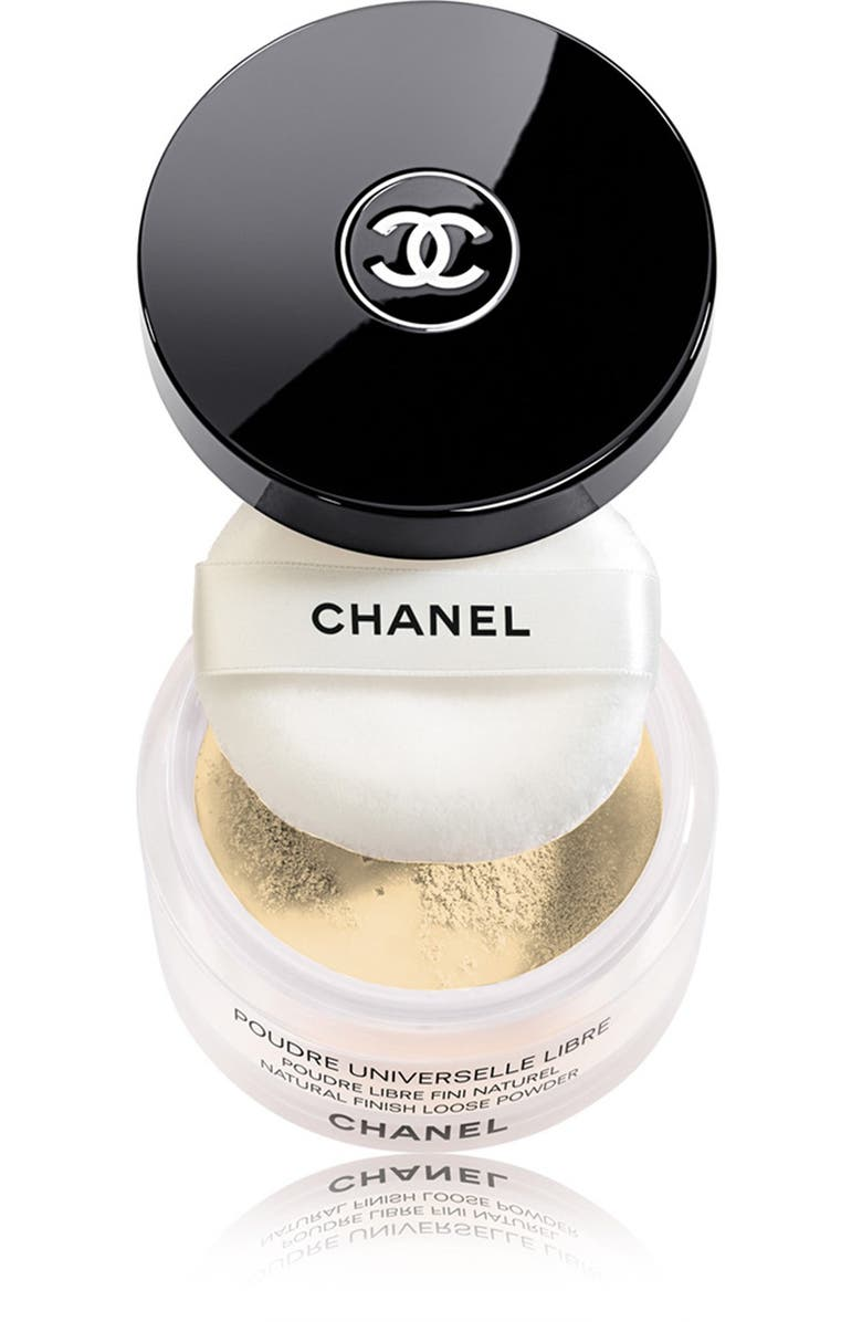 CHANEL POUDRE UNIVERSELLE LIBRE <br />Natural Finish Loose Powder, Main, color, 001