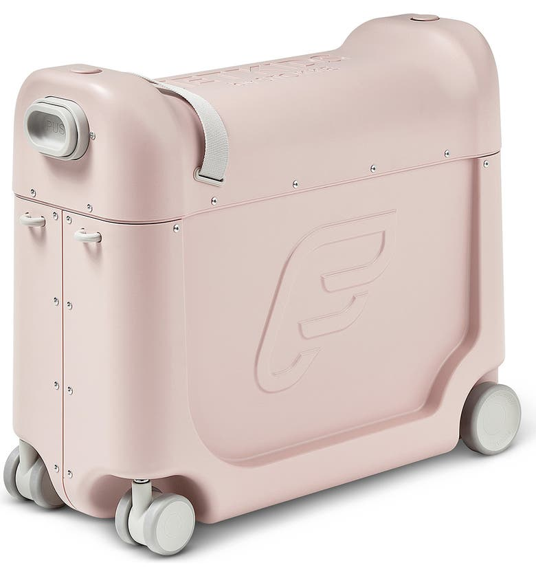 STOKKE Jetkids by Stokke Bedbox<sup>®</sup> 19-Inch Ride-On Carry-On Suitcase, Main, color, Pink